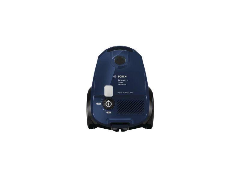 Bosch aspirateur avec sac gl20z compaxxx - bleu