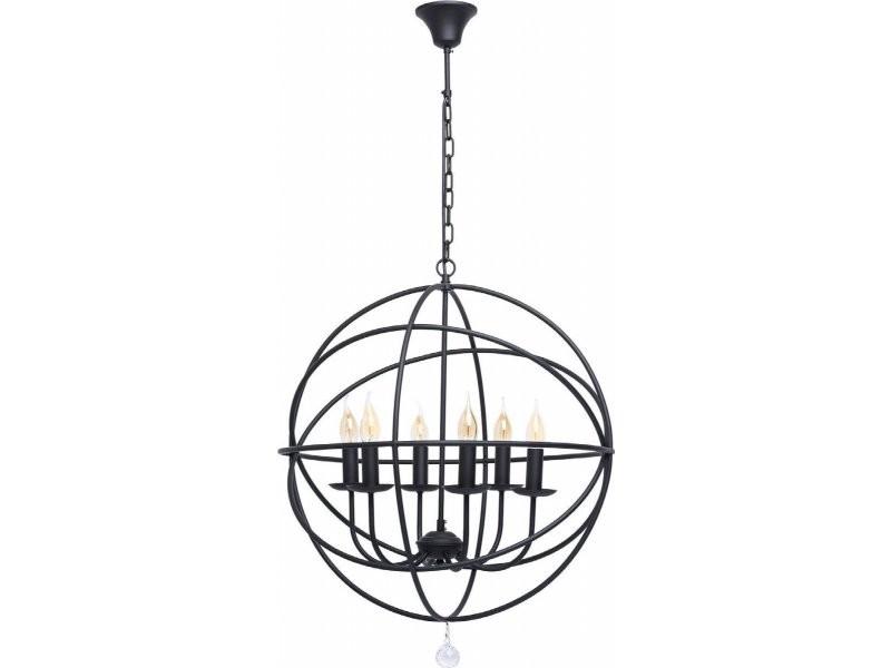 Lustre noir conforama simple lampe de chevet conforama - Suspension vertigo solde ...