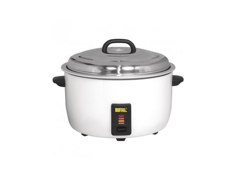 Cuiseur à riz électrique - 10 litres - buffalo - 1000 cl