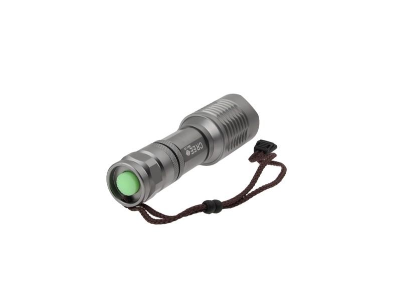 L Torche Led Gris Xm 5 Lampe Vente De À Poche U2 Modes Cree 3q54RjAL