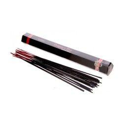 15 bâtonnets encens stamford black feux de dragons