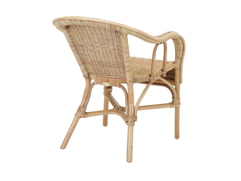 fauteuil tim en osier vente de tous les fauteuils conforama. Black Bedroom Furniture Sets. Home Design Ideas