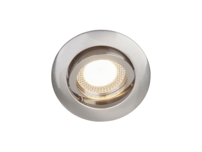 Spot Clip Brilliant Easy Led Orientable Encastré Diametre Cm Gu10 8 dthQrCs