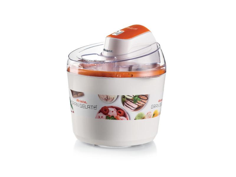 Sorbetière gran gelato ariete (groupe de'longhi) - modèle 642