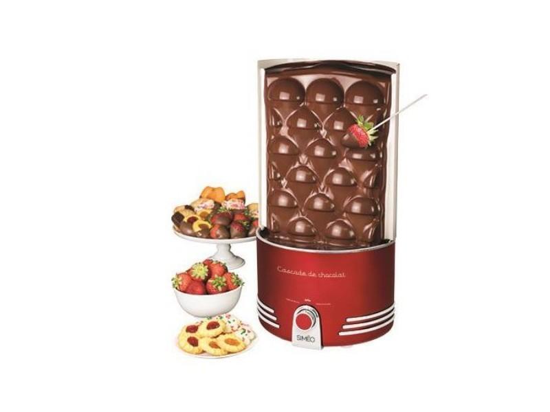 Simeo - cascade chocolatée rétro-séries fch650