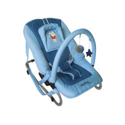 Transat Baby Fox Space Bleu