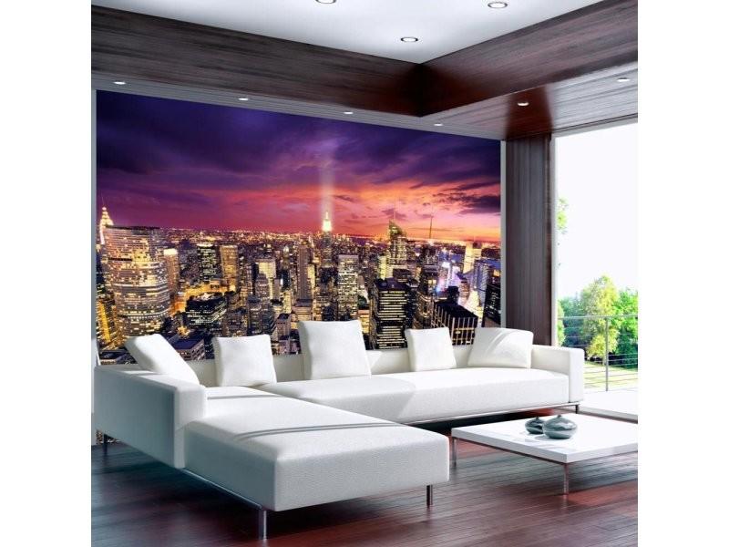 Papier peint evening in new york city A1-4XLNEW010783
