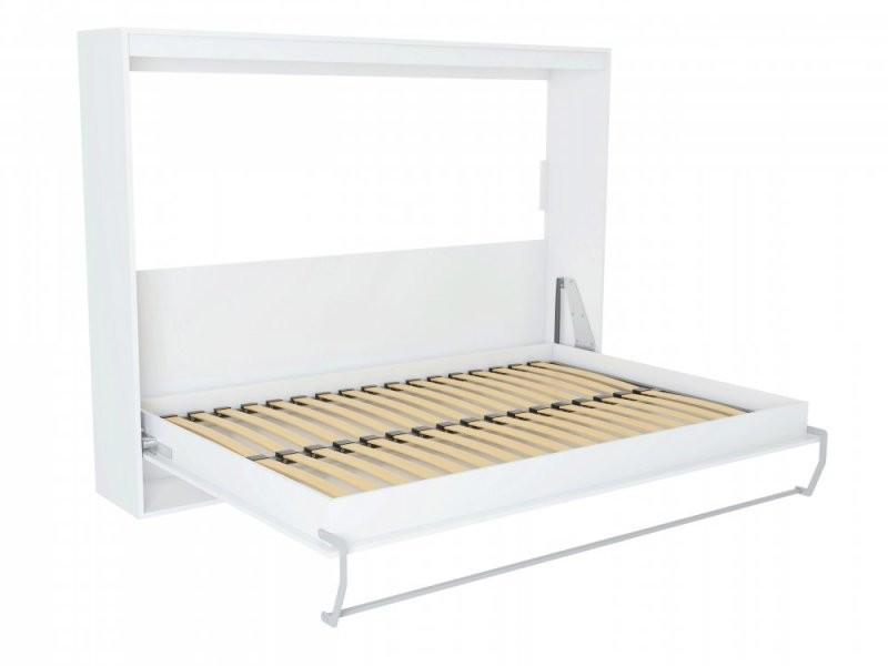 armoire lit horizontale escamotable strada c rus ch ne couchage 140 200cm 20100864588 vente. Black Bedroom Furniture Sets. Home Design Ideas