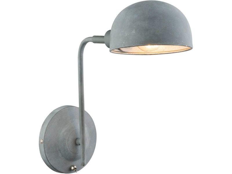 Lampe applique industrielle jieldé restaurée eur