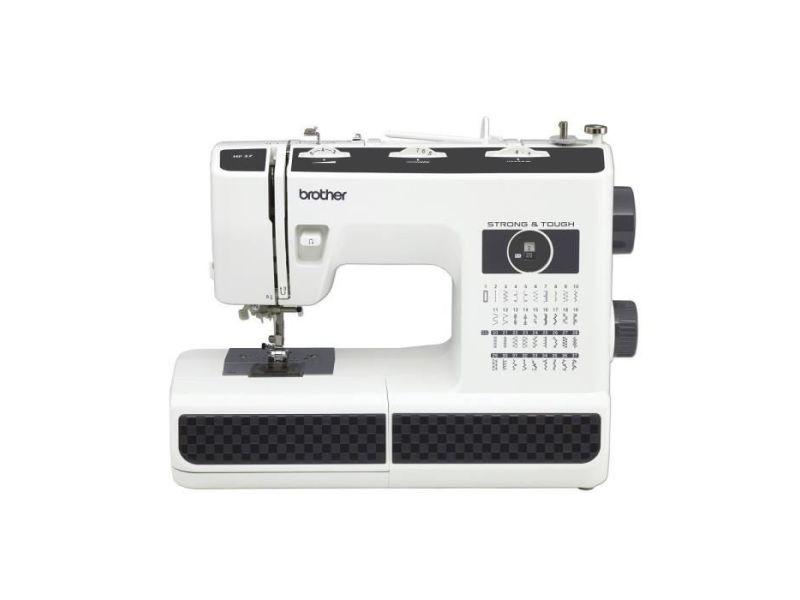 Machines à coudre mécanique 37 fonctions - hf-37 BRO4977766762731