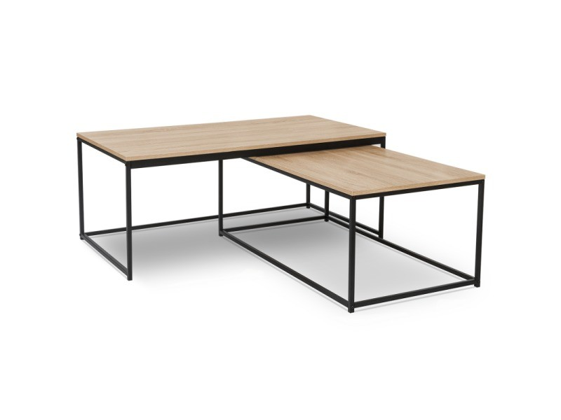 conforama table basse gigogne