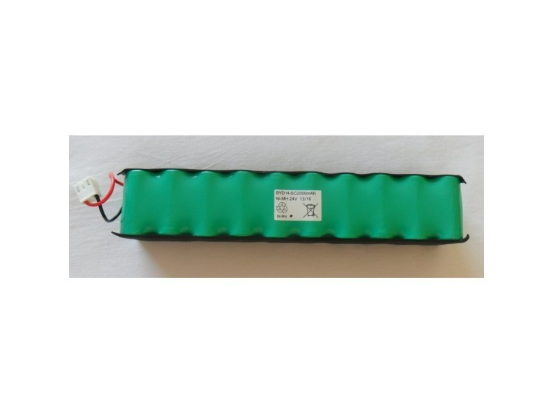 Accumulateur/24v pour aspirateur balai rowenta