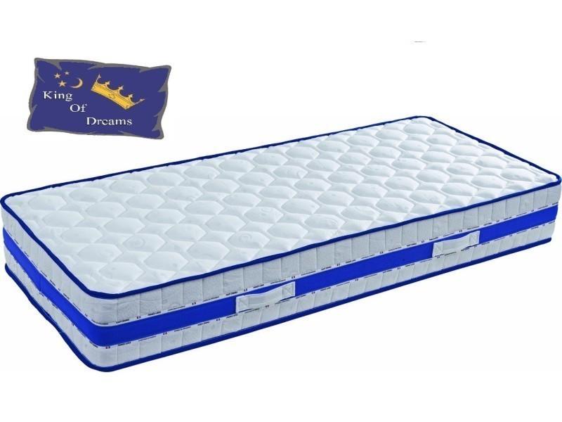 Lattex Blue Matelas 120x200 Hauteur 29 Cm Face Hiver Avec