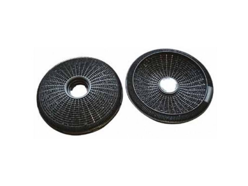 Filtre à charbon x2 pour hotte electrolux