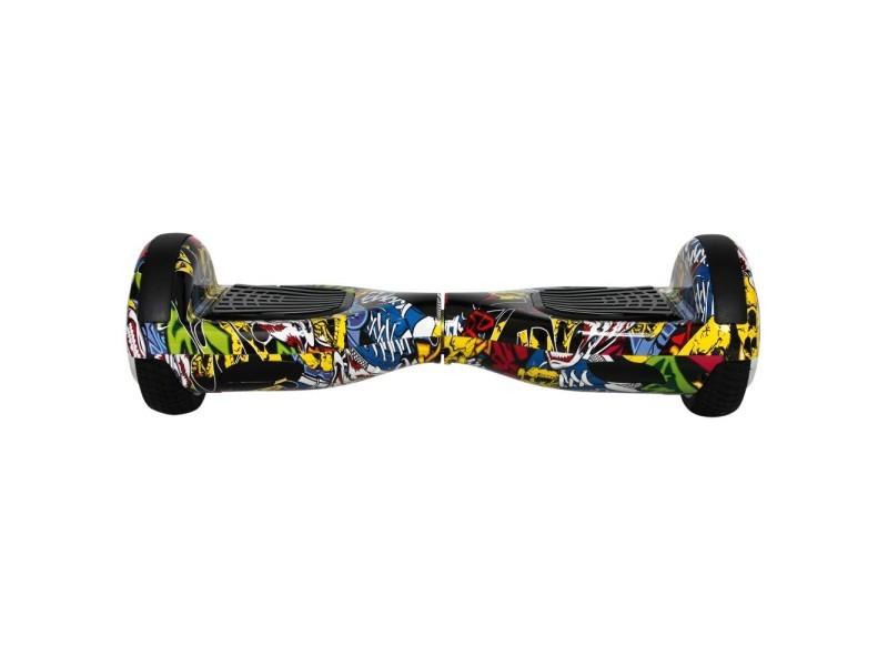 Hoverdrive prime - hoverboard 6.5 pouces - graffiti