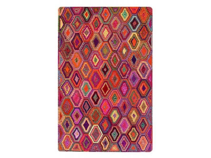 Tapis Multicolore 120x180 Gyspy Vente De Meubletmoi Conforama