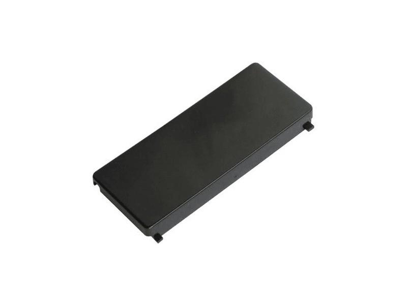 Plaque poignee noire pour lave vaisselle candy - 41004239