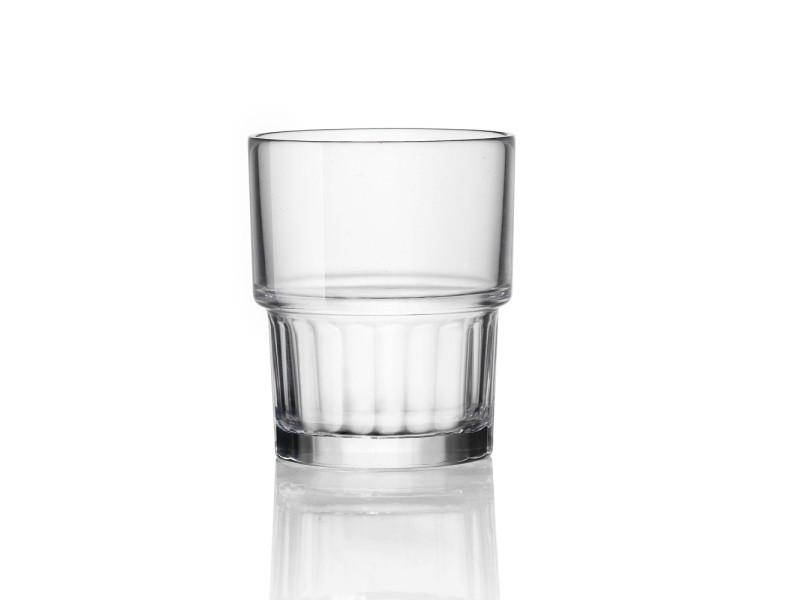 Boite de 6 gobelets lyon 20 cl empilables