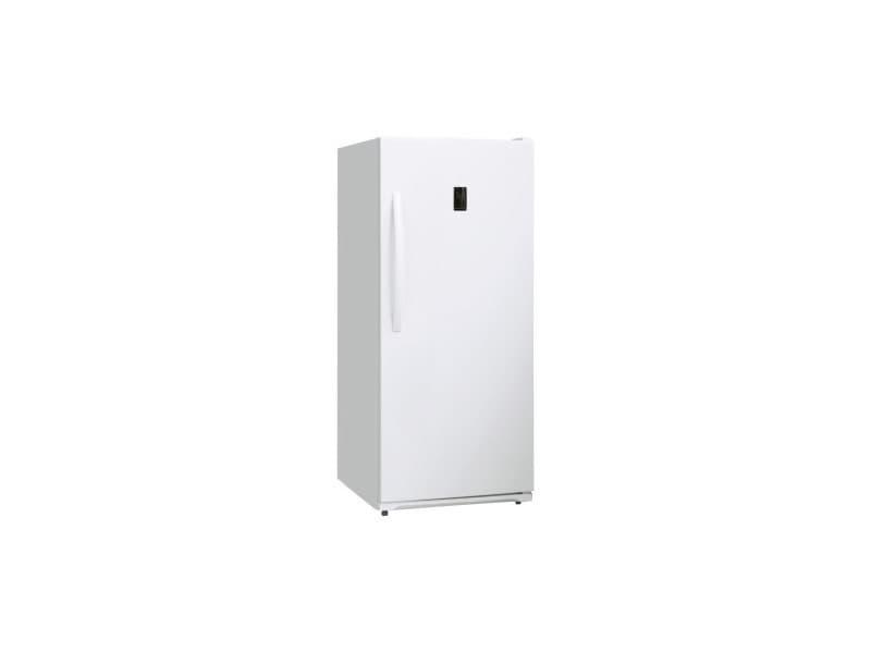 Continental edison congelateur armoire - 390l - froid total no frost - classe a+ - l71,1cm x h157cm - blanc CECUF390NFW