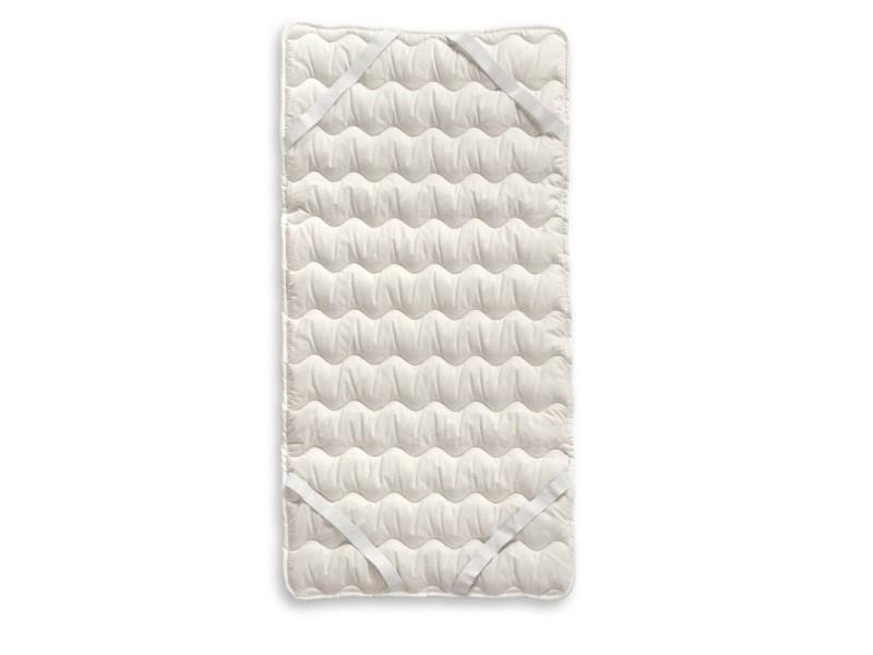 Surmatelas coton bio biocoton 2 160x200 cm