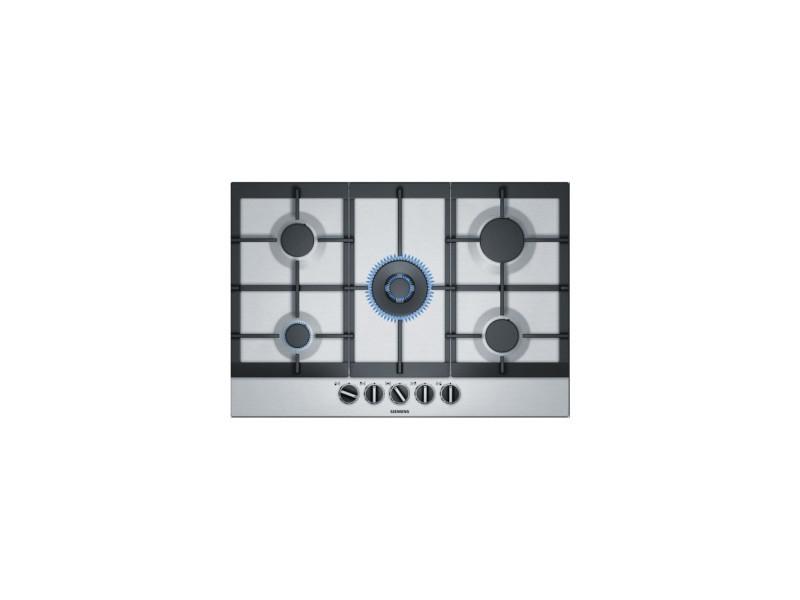 Table de cuisson à gaz 75cm 5 feux inox - ec7a5rb90 ec7a5rb90 ...