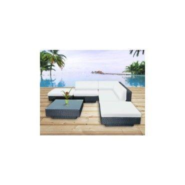 Awesome Salon De Jardin En Rotin Encastrable de Design - Idées ...