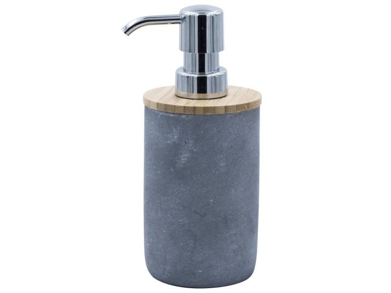 Ridder distributeur de savon gris ciment 425932