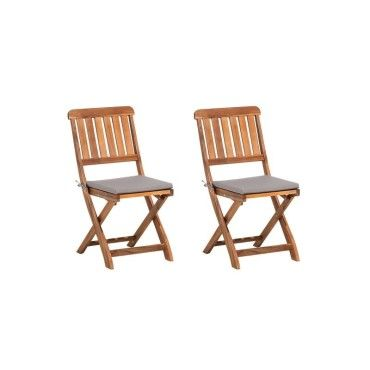 Mobilier Table Beliani En Rectangulaire Bois Cento De Jardin RjL354A