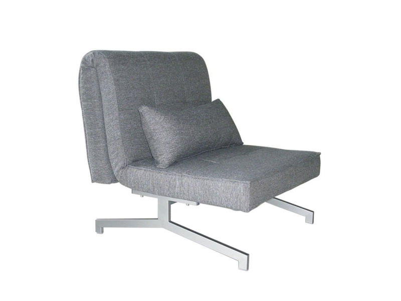 fauteuil convertible bz 1 place marco couleur gris jk035 1 a16 gris vente de tous les. Black Bedroom Furniture Sets. Home Design Ideas