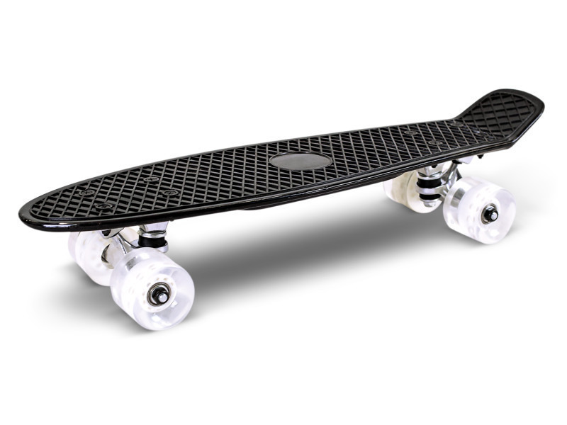 Skateboard skatus noir / transparent Skateboard Noir / Transparent