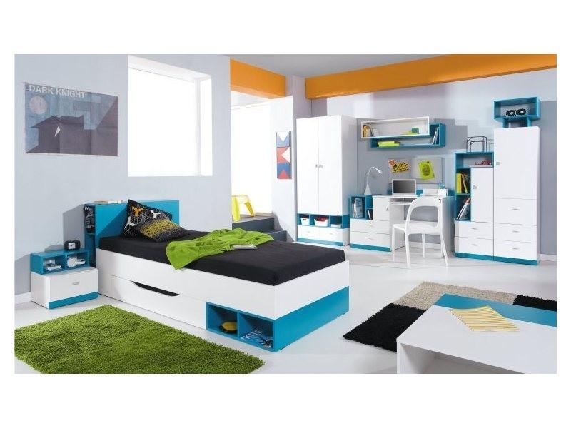 Bureau enfant bleu jolly - Vente de HOUSE AND GARDEN - Conforama