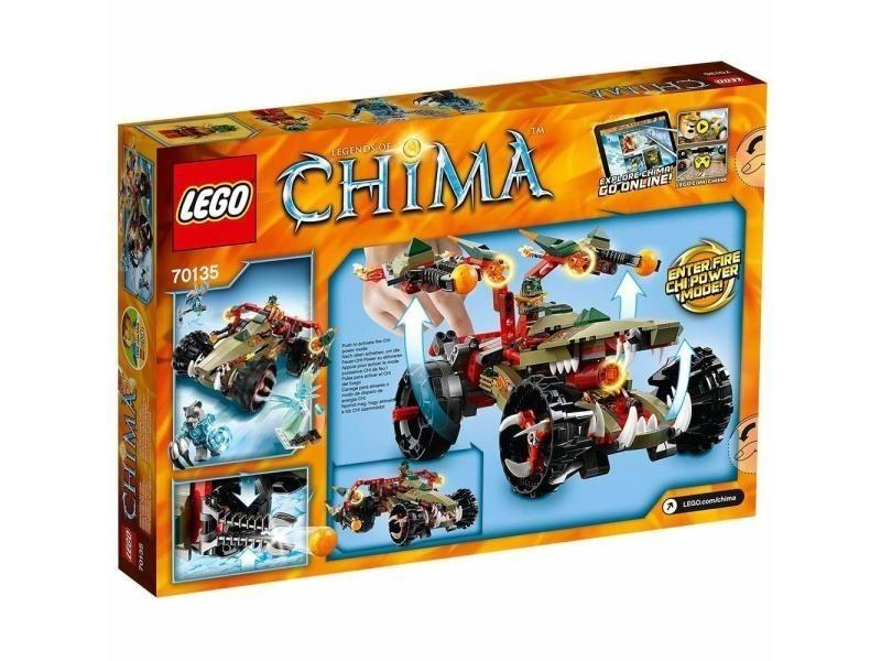 Tireur Le Chima Lego De 70135 Feu Legends Of Cragger Vente 0Nwvm8nO
