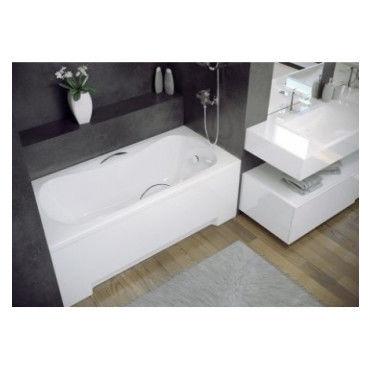 Baignoire vanessa 130 140 150 160 170 x 70 cm vente de azura home design - Baignoire 130 x 70 moins cher ...