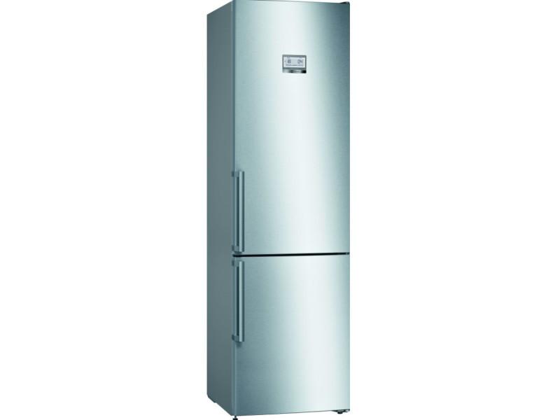 Réfrigérateur combiné 60cm 366l a++ nofrost inox - kgn39hiep kgn39hiep
