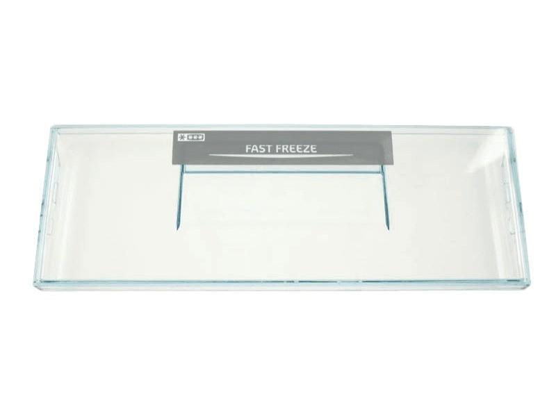 Couvercle avant tiroir congelateur pour congelateur faure - 242620910