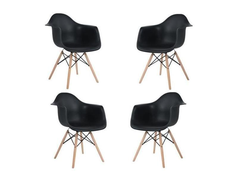chaises salle de chaises design scandinaves de chaises Lot 4 q3LcR4S5Aj