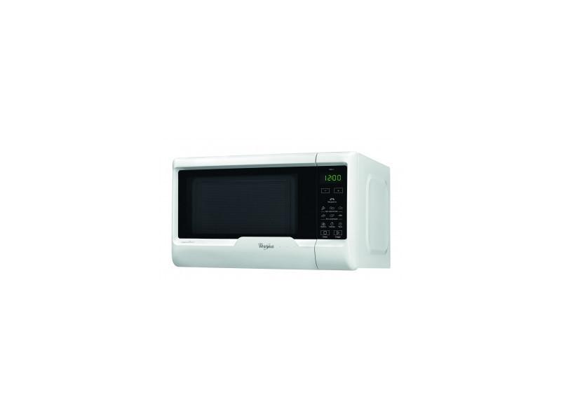 Whirlpool mwd 121 wh micro-onde comptoir micro-ondes uniquement 20 l 700 w blanc