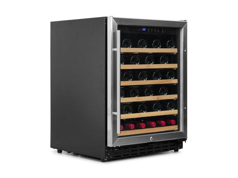 Cave à vin vinobox 50 1t inox
