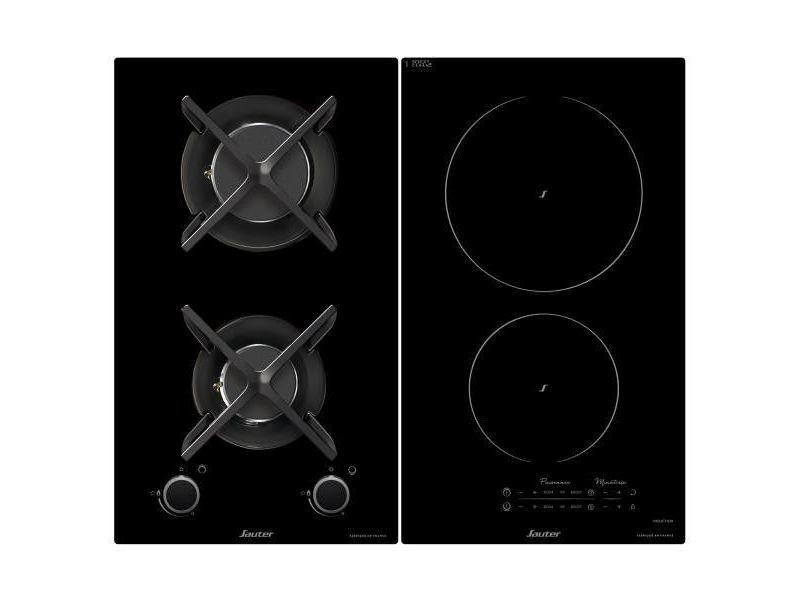 Plaque mixte sauter 3100w 63cm, spi9332mb