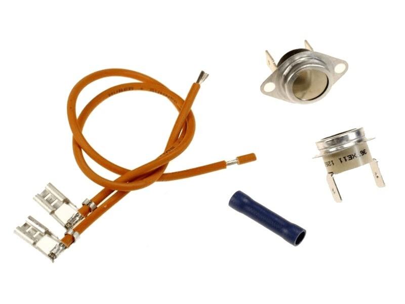 Thermostat kit 80° et 109° pour seche linge indesit - c00209193