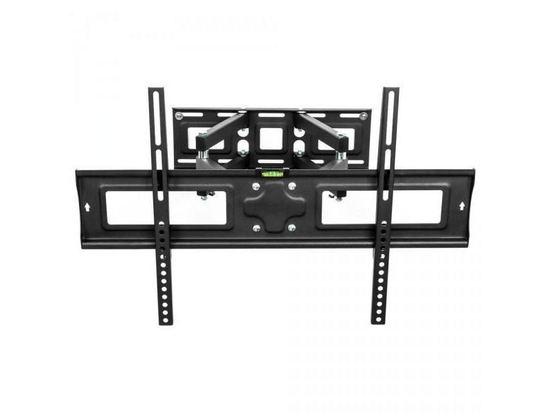 support mural tv orientable max 65 helloshop26 2508210. Black Bedroom Furniture Sets. Home Design Ideas