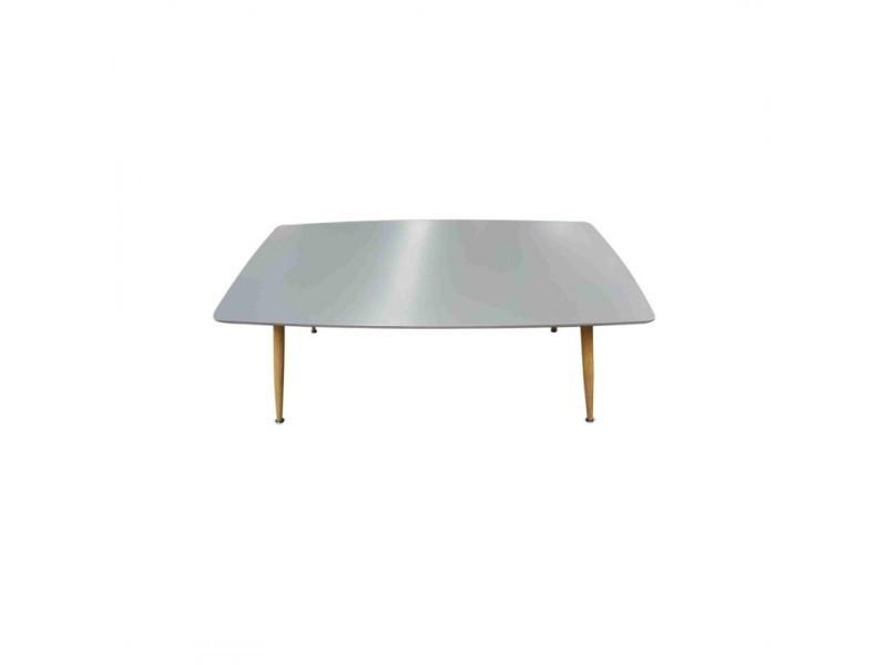 Rosa table basse en bois gris 411998