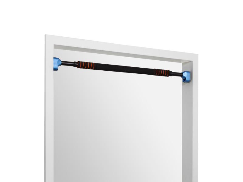 Barre de traction - boarderking - pour cadre de porte -télescopique - 78/110 cm - aluminium