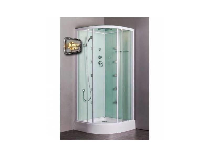 cabine de douche conforama