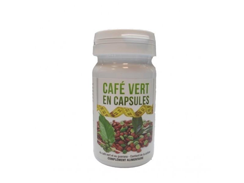 Cafe vert minceur en capsules