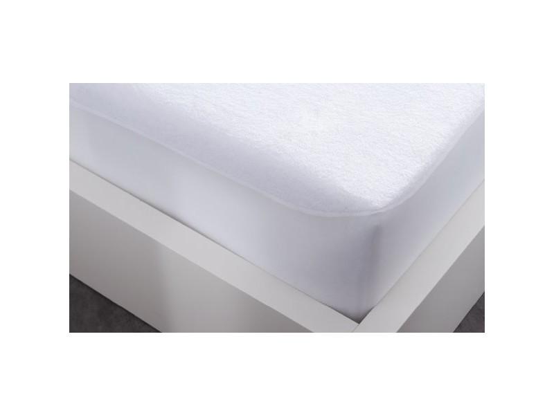 protege matelas bebe 60x120cm vente de les douces nuits. Black Bedroom Furniture Sets. Home Design Ideas