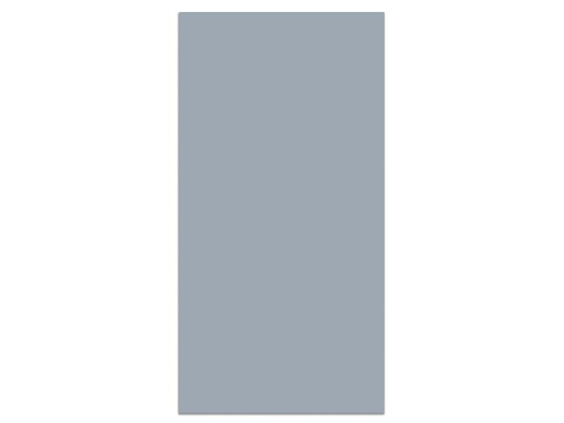 Panorama Tapis Du Sol Vinyle Bleu Lisse 80x150cm Tapis De