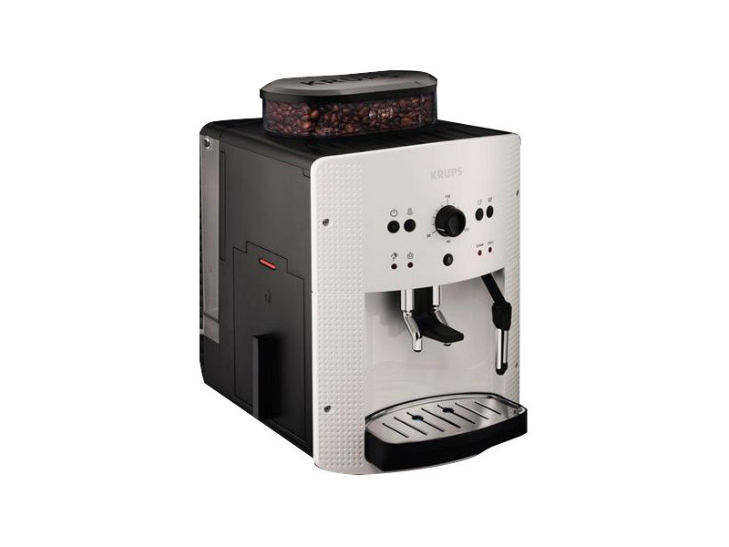 Cadeaux pour la cuisine moderne cafetière express krups ea8105 1,6 l 15 bar 1450w blanc