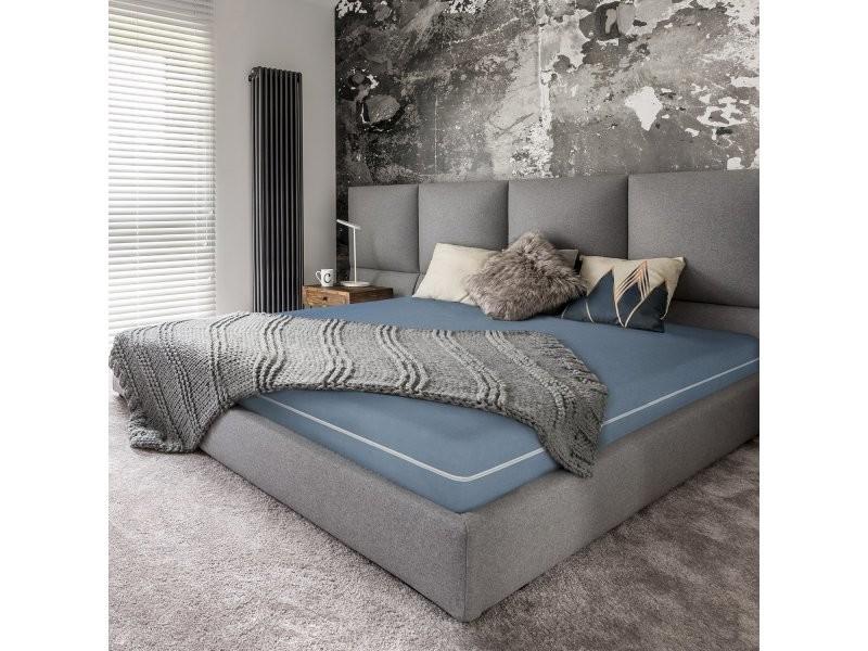 matelas mousse 1 place 90x200 cm ko tex certifi conforama. Black Bedroom Furniture Sets. Home Design Ideas