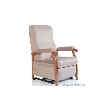 fauteuil releveur 2 moteurs cuba filaire microfibre vente de ma literie conforama. Black Bedroom Furniture Sets. Home Design Ideas